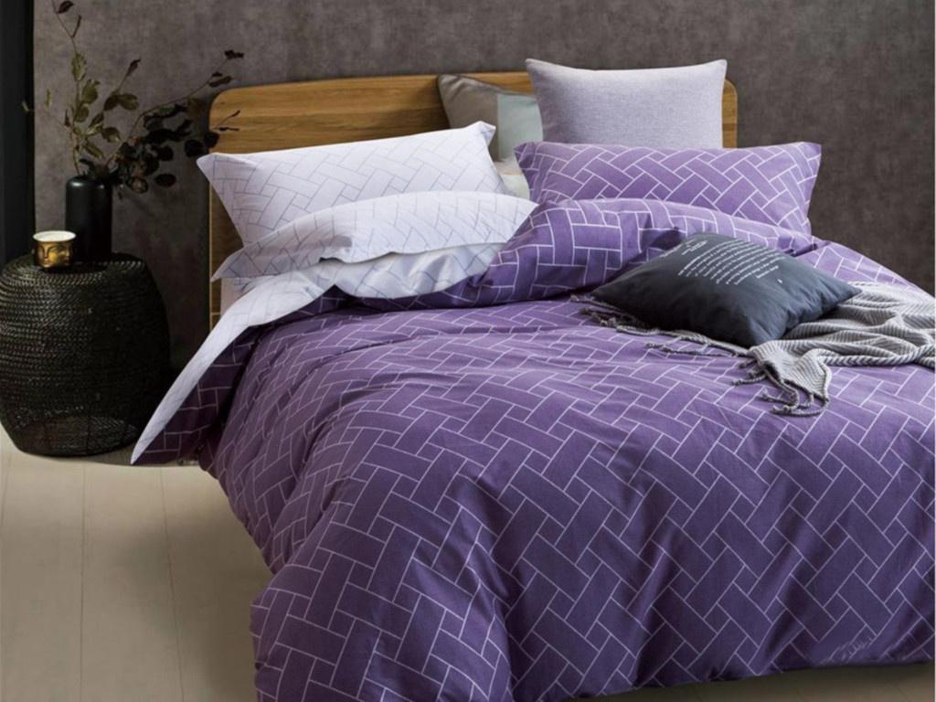 Фото - Постельное белье Cleo Satin Lux 20/204-SL Комплект 2-спальный Сатин постельное белье cleo кпб поплин детский мечта 1 5 спальный