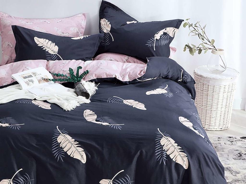 цена Постельное белье Cleo Satin Lux 20/359-SL Комплект 2-спальный Сатин онлайн в 2017 году