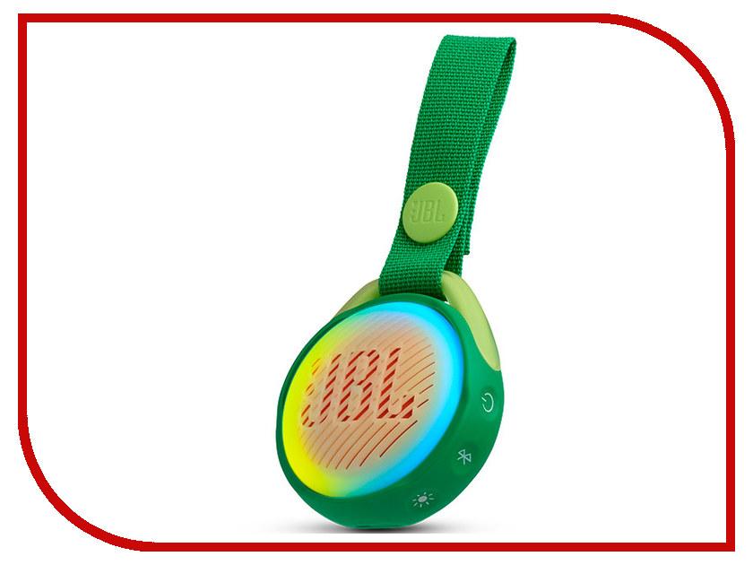 Колонка JBL JR POP Green