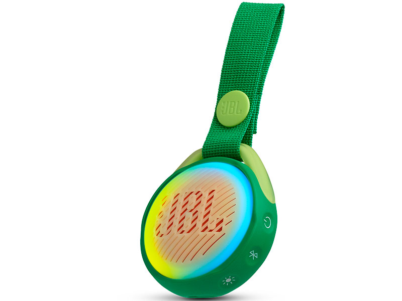 лучшая цена Колонка JBL JR POP Green