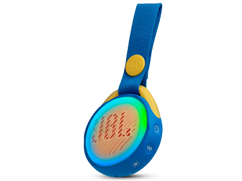 Колонка JBL JR POP Blue