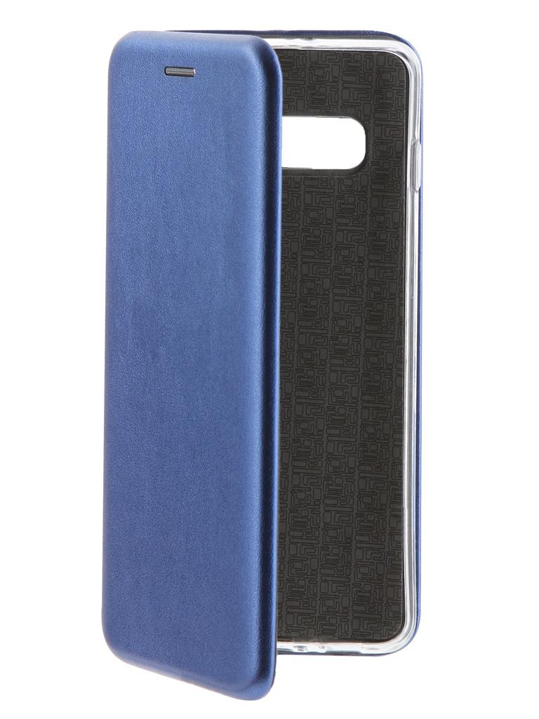 Аксессуар Чехол Neypo для Samsung Galaxy S10 Plus Premium Blue NSB7027 аксессуар чехол neypo для samsung galaxy j4 plus 2018 premium blue nsb5904