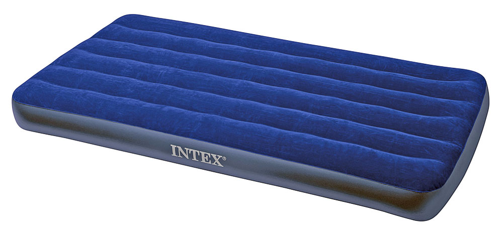 Intex Twin Classic Downy Bed 191x99x22cm 68757 Выгодный набор + серт. 200Р!!!