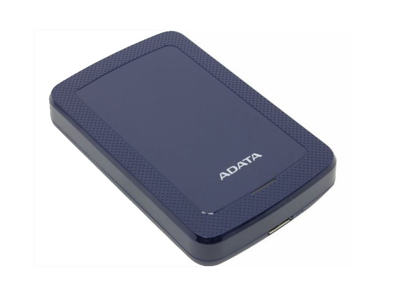 Жесткий диск A-Data HV300 5Tb Blue AHV300-5TU31-CBL