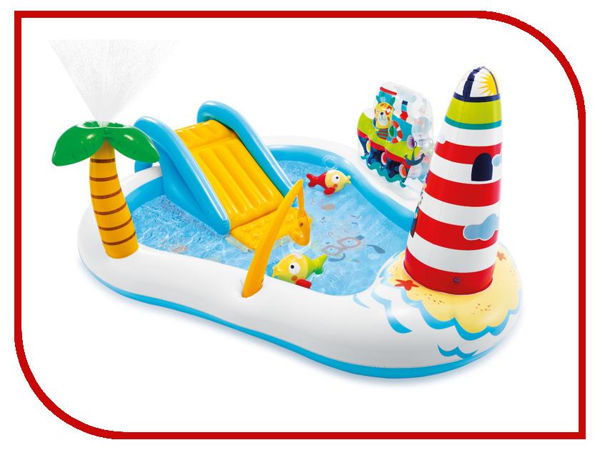 Купить Игровой центр Intex Веселая рыбалка 57162