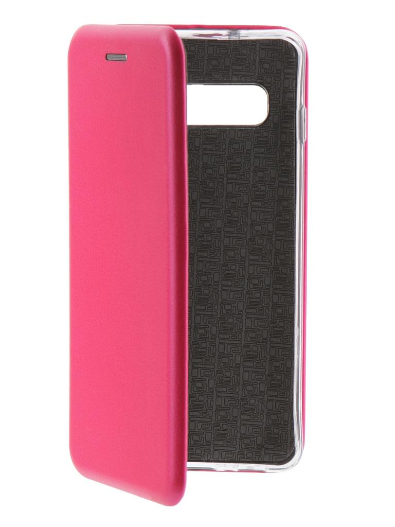 Аксессуар Чехол Neypo для Samsung Galaxy S10 Premium Pink NSB7022