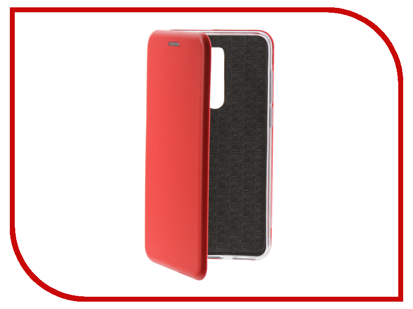 Аксессуар Чехол для Meizu Note 8 Neypo Premium Red NSB11346 электробритва philips pt717 16