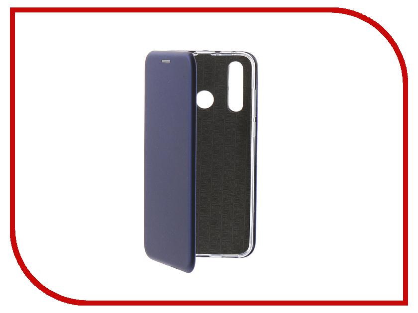 Купить Аксессуар Чехол для Huawei Nova 4 Neypo Premium Blue NSB7107