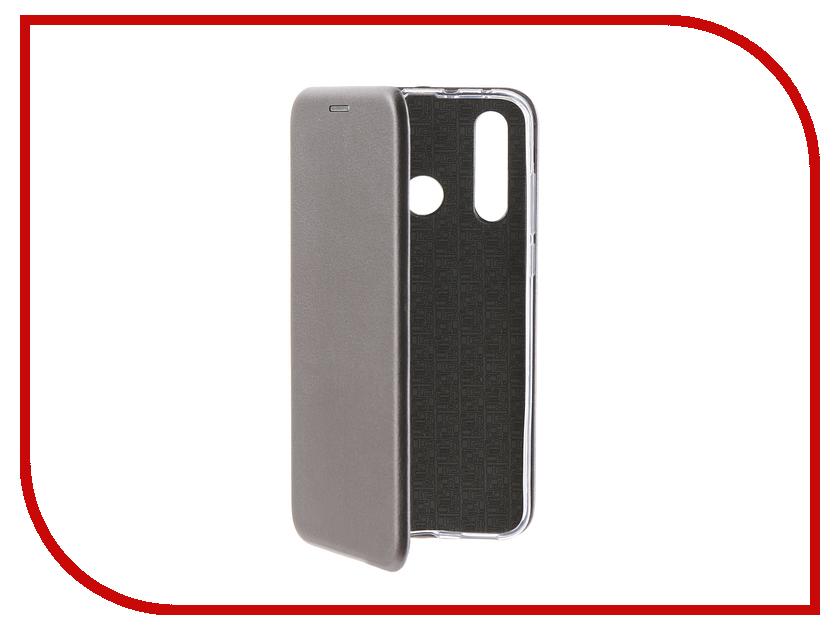 Аксессуар Чехол Neypo для Huawei Nova 4 Premium Silver NSB7106