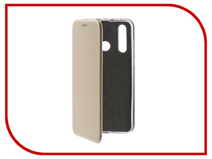 Купить Аксессуар Чехол для Huawei Nova 4 Neypo Premium Gold NSB7104