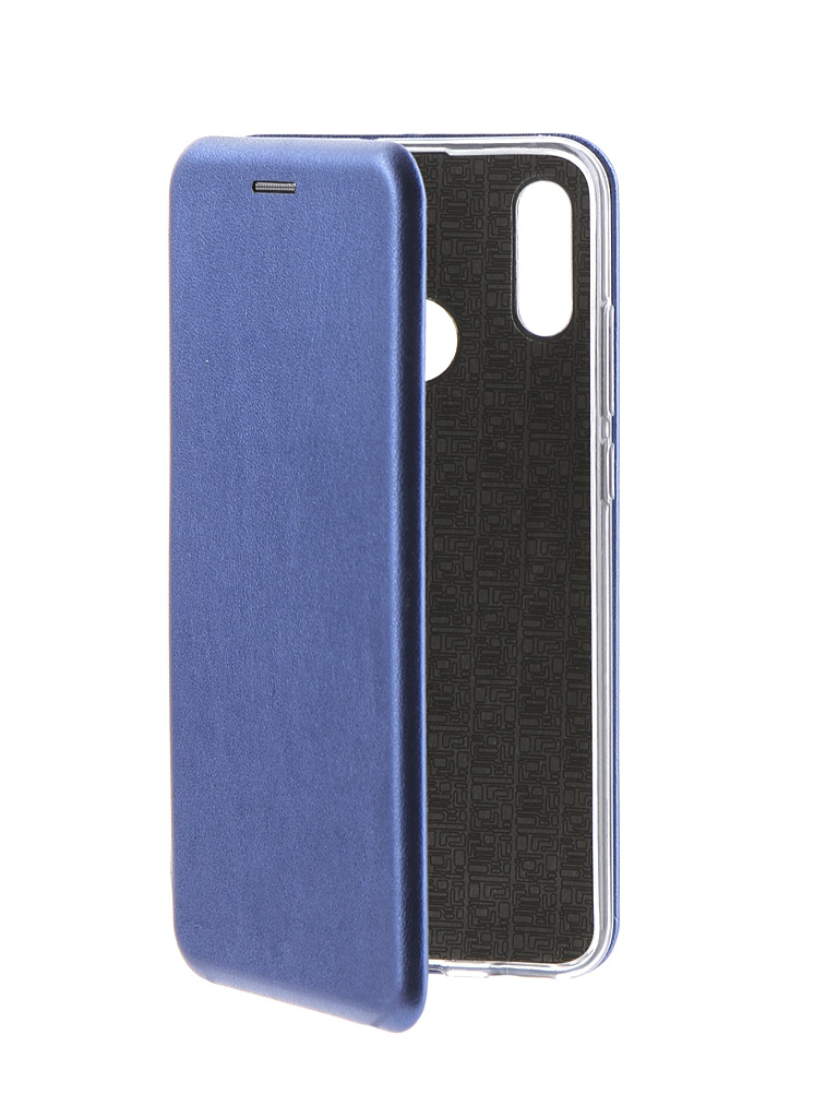 Аксессуар Чехол Neypo для Huawei Honor 10 Lite Premium Blue NSB11362