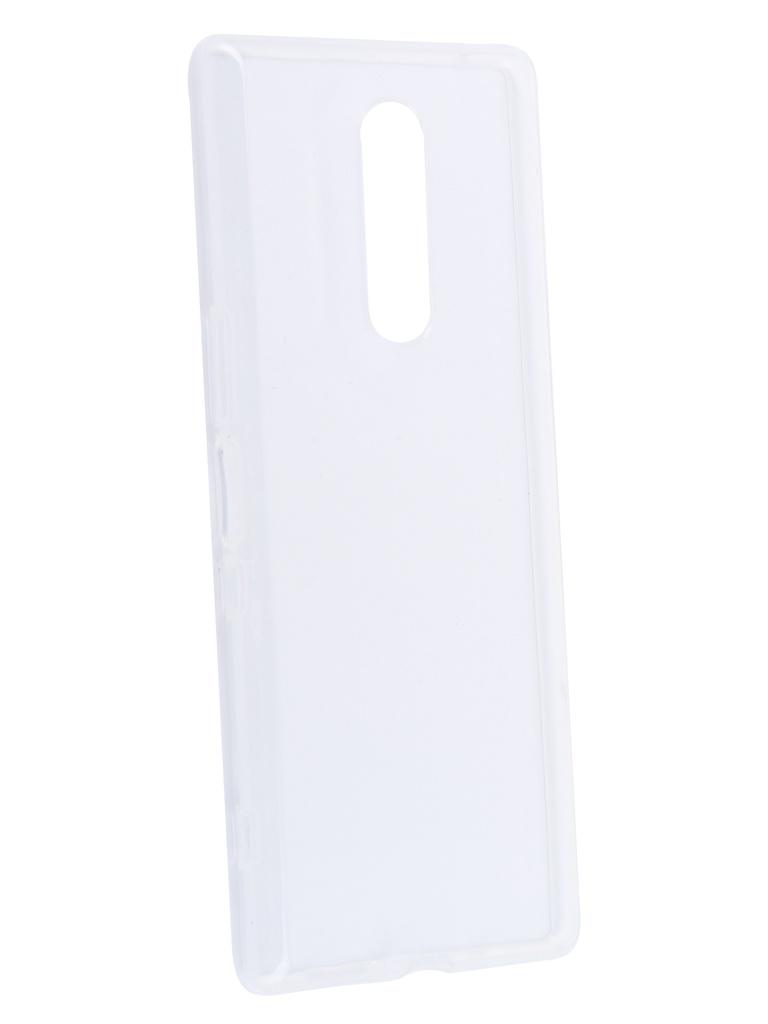 Аксессуар Чехол Neypo для Sony Xperia XZ4 Silicone Transparent NST11311 аксессуар чехол sony xperia x activ silicone mat blue 57766