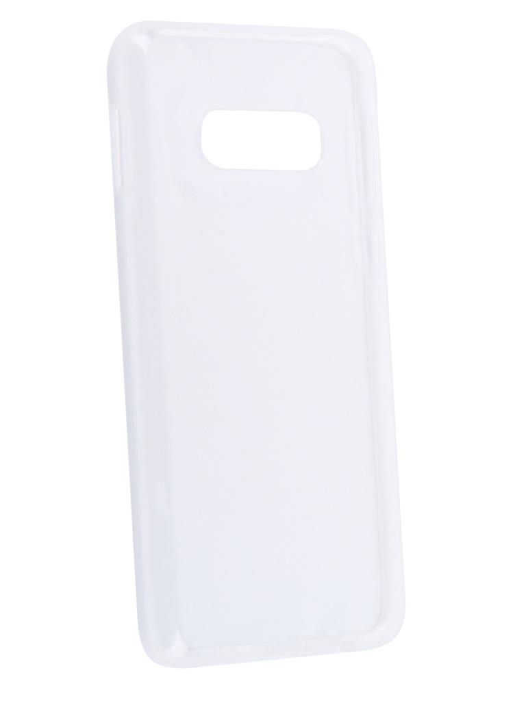 Аксессуар Чехол Neypo для Samsung Galaxy S10 Lite Silicone Transparent NST11330