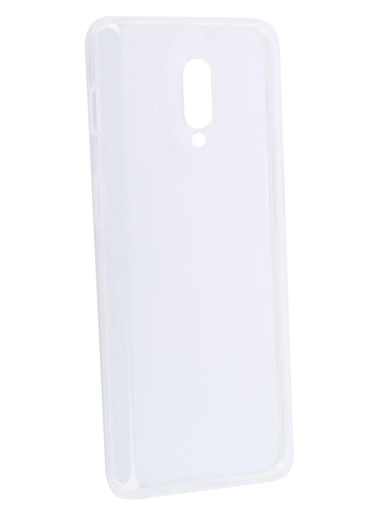 Аксессуар Чехол Neypo для OnePlus 6T Silicone Transparent NST6755