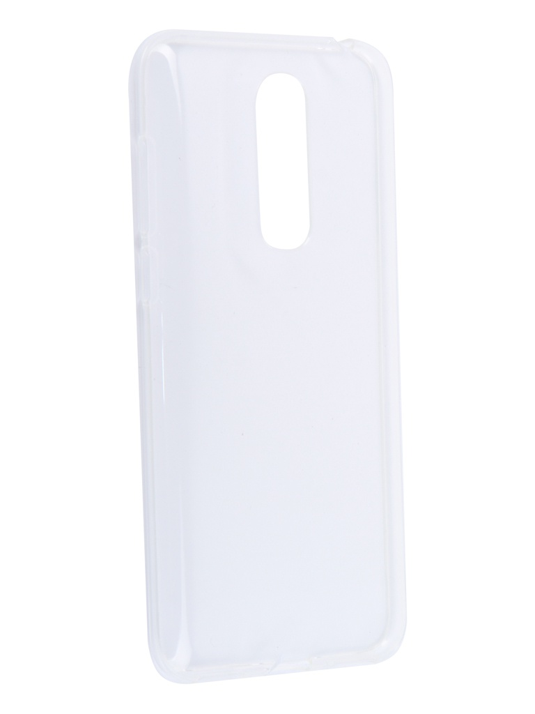 Аксессуар Чехол Neypo для Meizu M6T Silicone Transparent NST6581