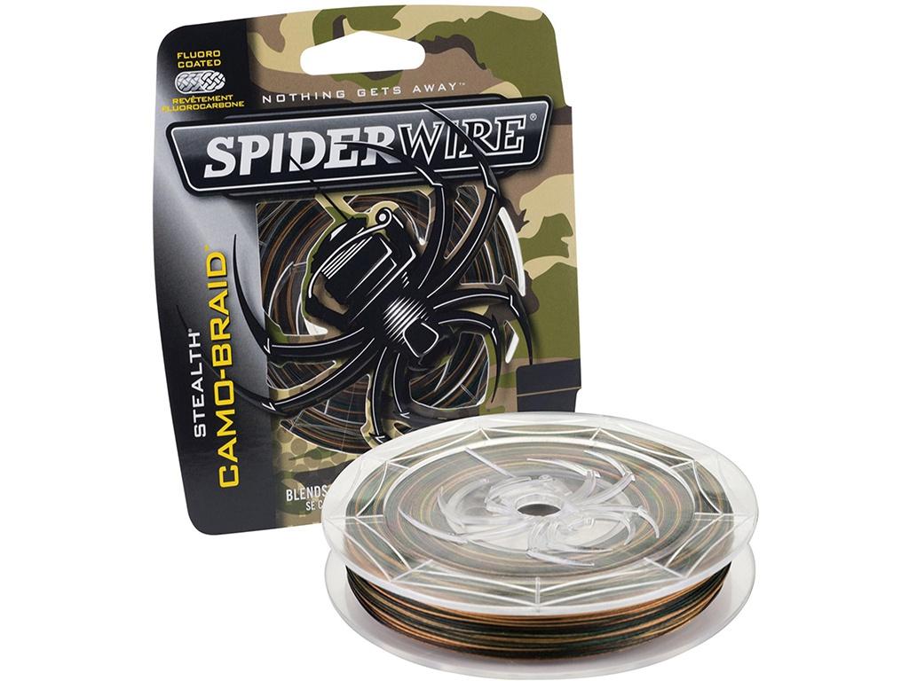 Леска SpiderWire Stealth 110m 0.40mm Camouflage 0051768