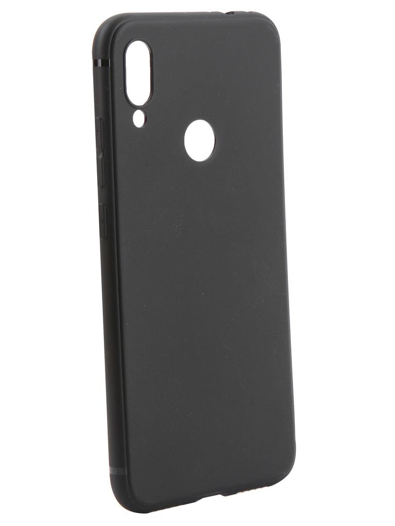 Аксессуар Чехол Neypo для Xiaomi Redmi Note 7 Soft Matte Silicone Black NST11304