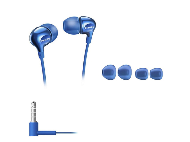 Наушники Philips SHE3555BL/00