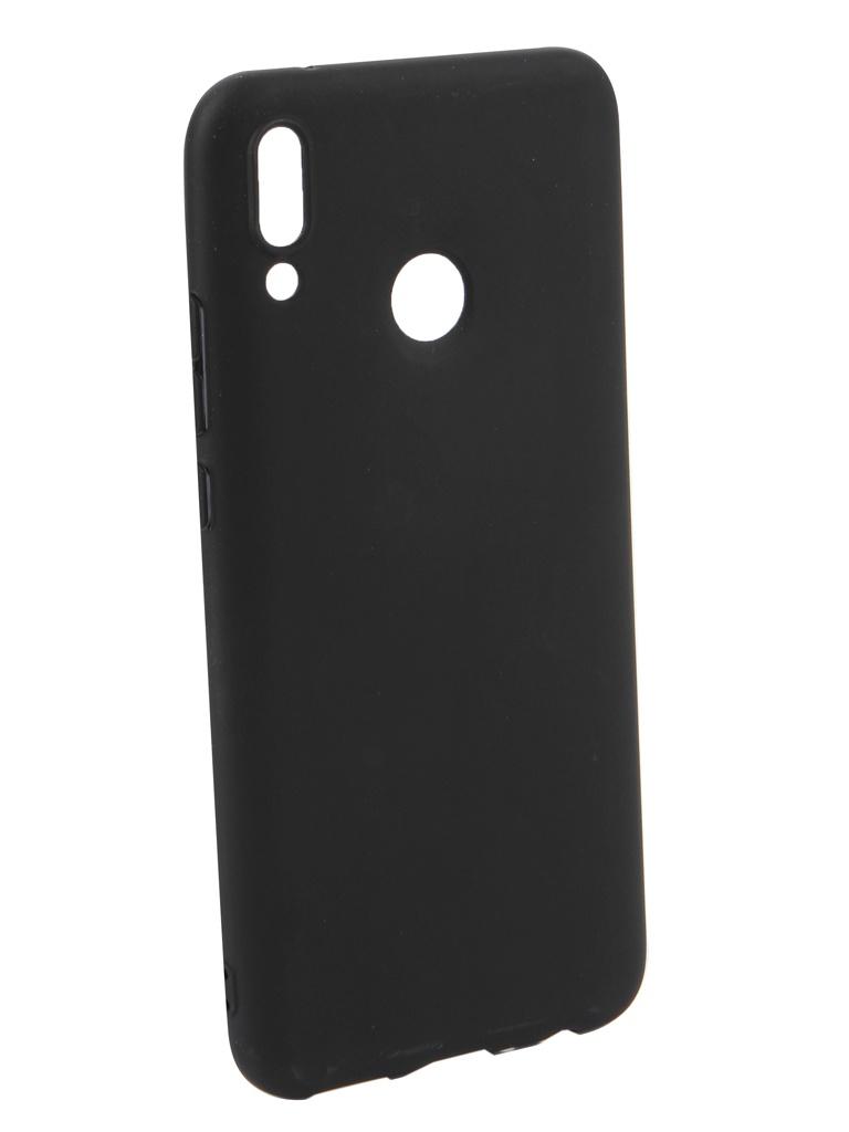 Аксессуар Чехол Neypo для Huawei Y9 2019 Soft Matte Silicone Black NST7197 аксессуар чехол для nokia 6 2018 neypo soft matte silicone black nst4301