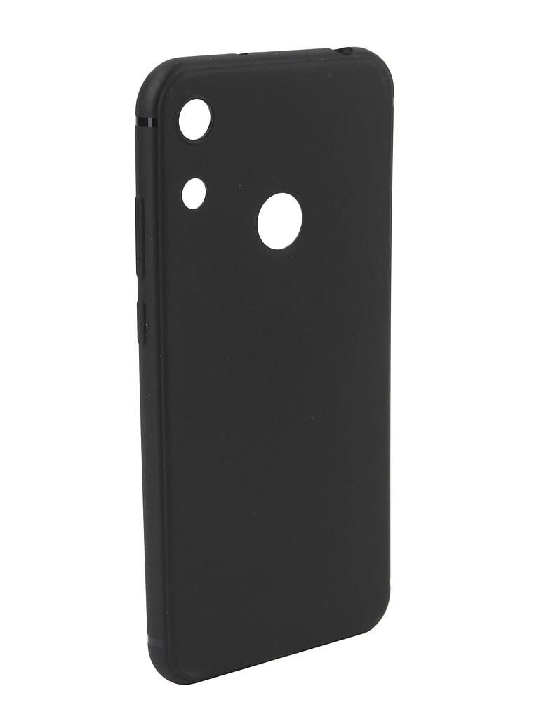 Аксессуар Чехол Neypo для Huawei Y6 2019 Soft Matte Silicone Black NST11313 аксессуар чехол для huawei y6 2019 neypo soft matte silicone dark blue nst11315