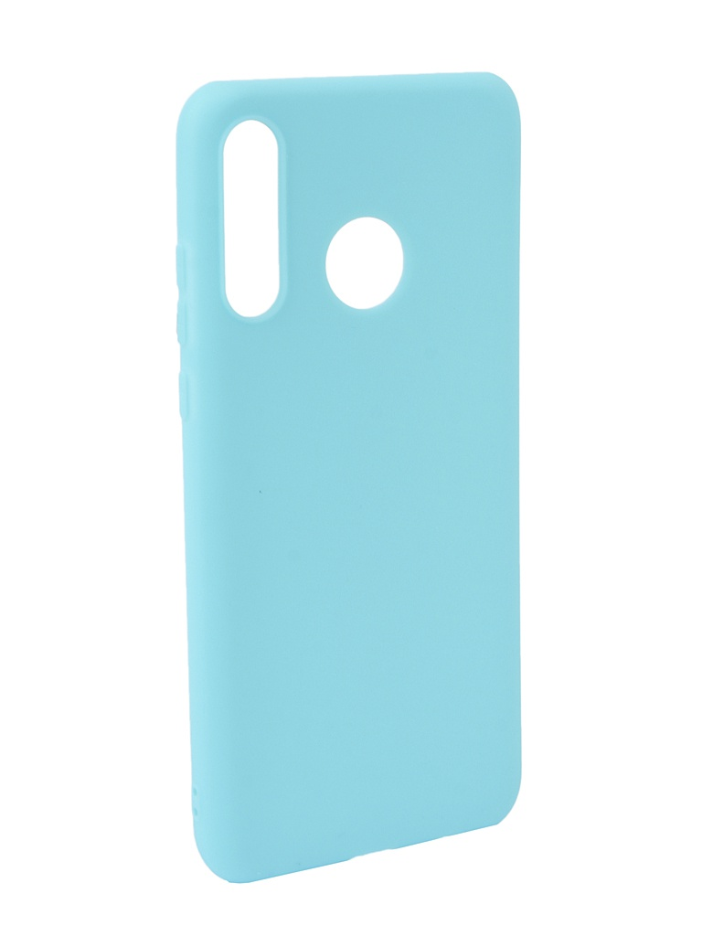 Аксессуар Чехол Neypo для Huawei P30 Lite Soft Matte Silicone Turquoise NST11247