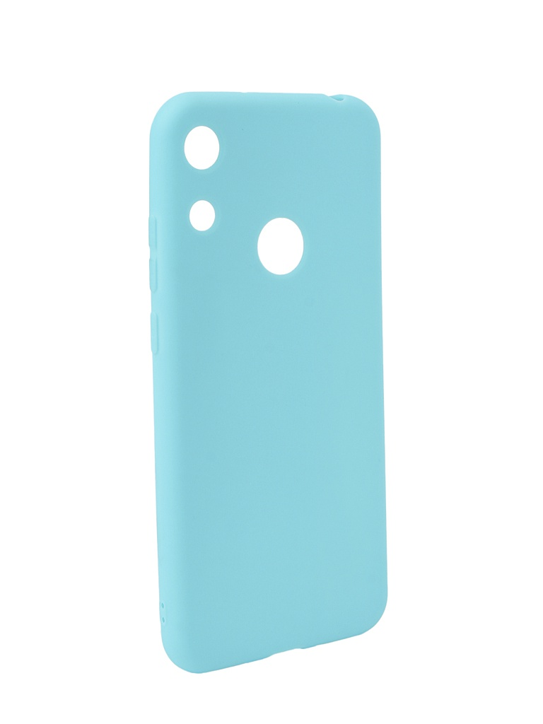 Аксессуар Чехол Neypo для Huawei Honor 8A Soft Matte Silicone Turquoise NST11234