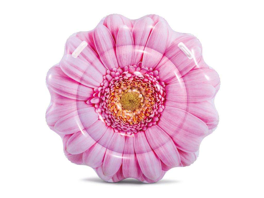 Надувной матрас Intex Розовый цветок 58787