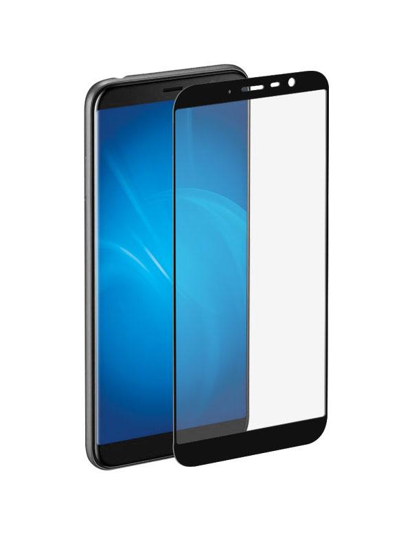 Защитное стекло для Meizu M6T Neypo Full Screen Glass Black Frame NFG5525