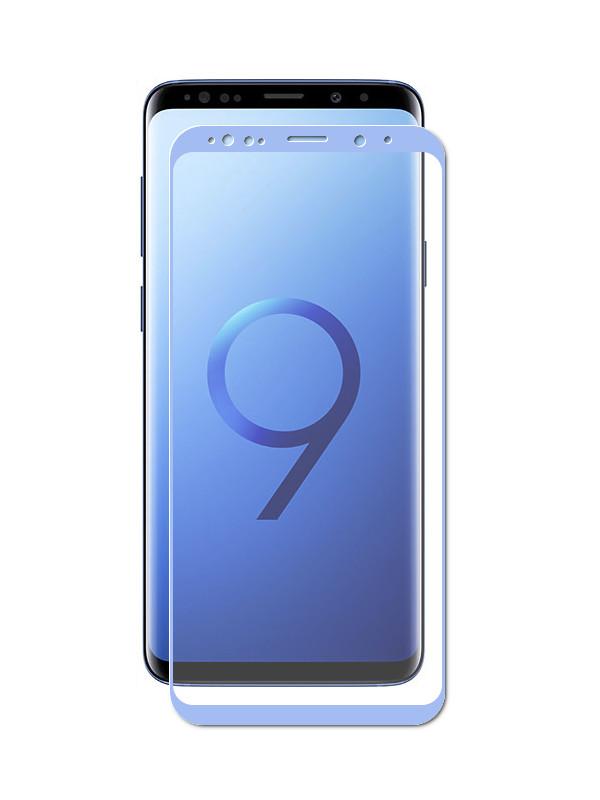 Аксессуар Защитная пленка Neypo для Samsung Galaxy S9 3D Full Screen Blue FFL5077 gangxun samsung s9 blue