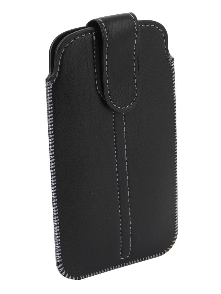 Чехол с лентой Neypo Pocket Case для смартфонов до 3.4-inch 70x125mm Black NP10429 black new 7 85 inch regulus 2 itwgn785 tablet touch screen panel digitizer glass sensor replacement free shipping