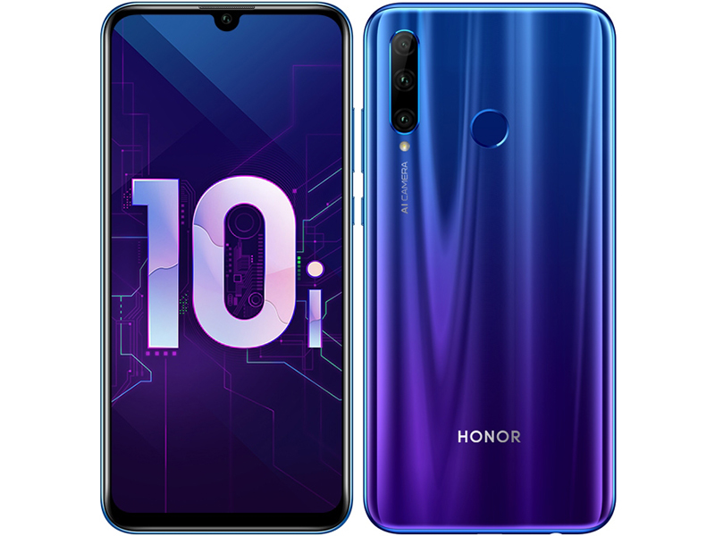 Сотовый телефон Honor 10i 128GB Blue