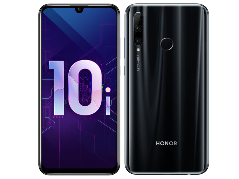 Сотовый телефон Honor 10i 128GB Black