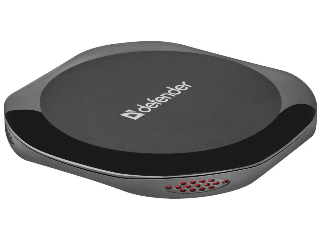Зарядное устройство Defender WPL-02Q Black 83826
