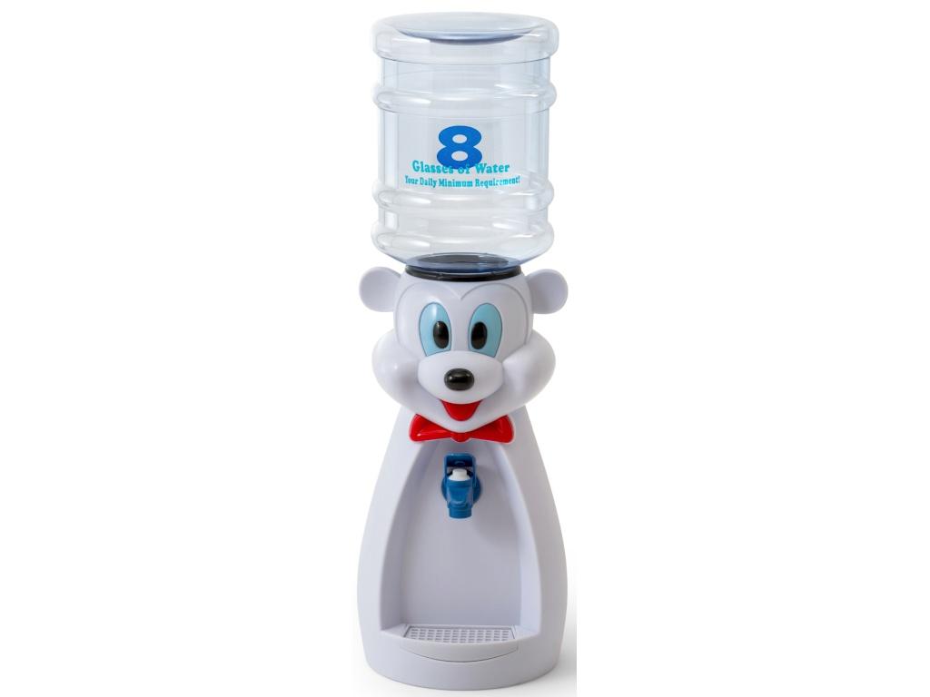 Кулер Vatten Kids Mouse со стаканчиком White 4726 portable digital monitor car volt voltmeter tester lcd cigarette lighter voltage panel meter