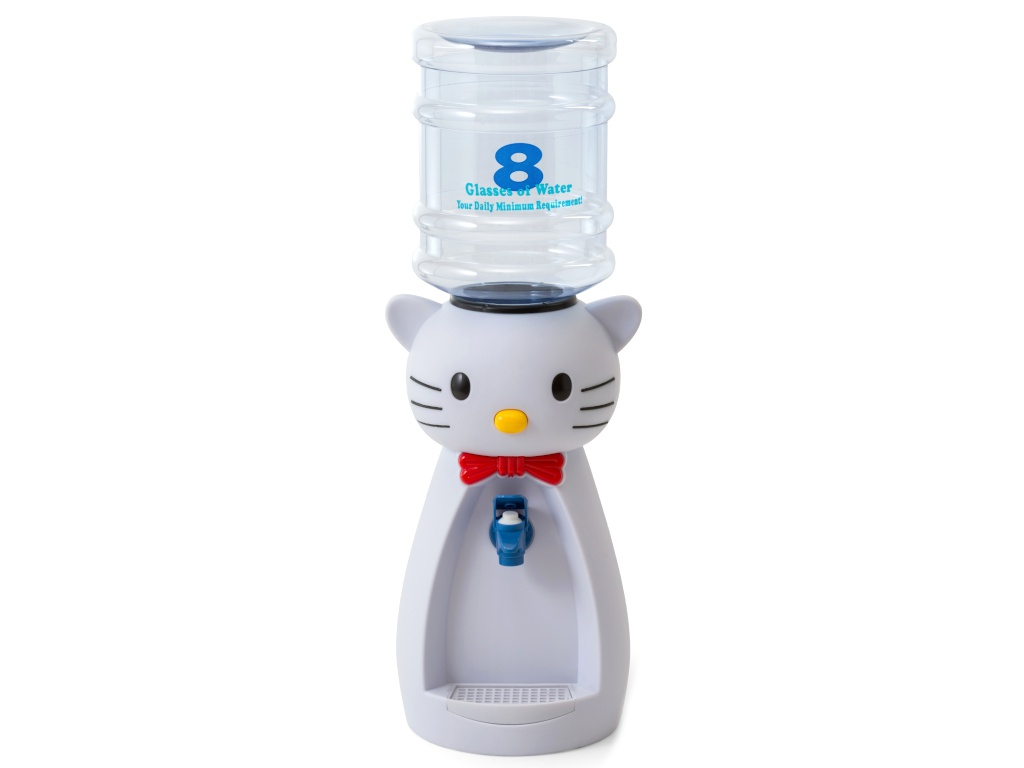 Кулер Vatten Kids Kitty со стаканчиком White 4724 все цены
