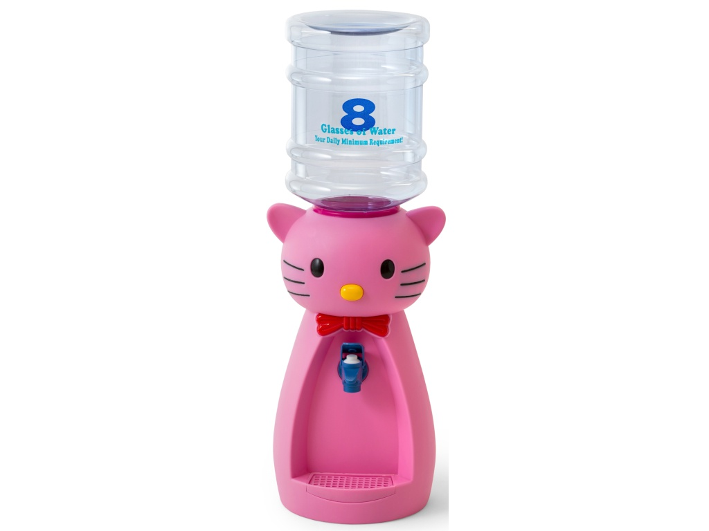 Кулер Vatten Kids Kitty со стаканчиком Pink 4725 все цены