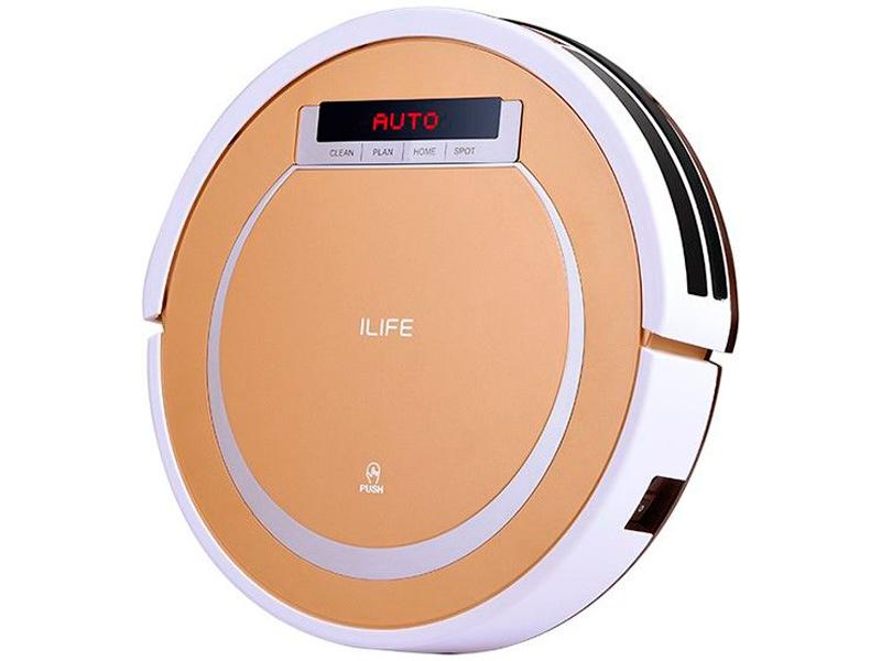 Робот-пылесос iLife V55 Gold