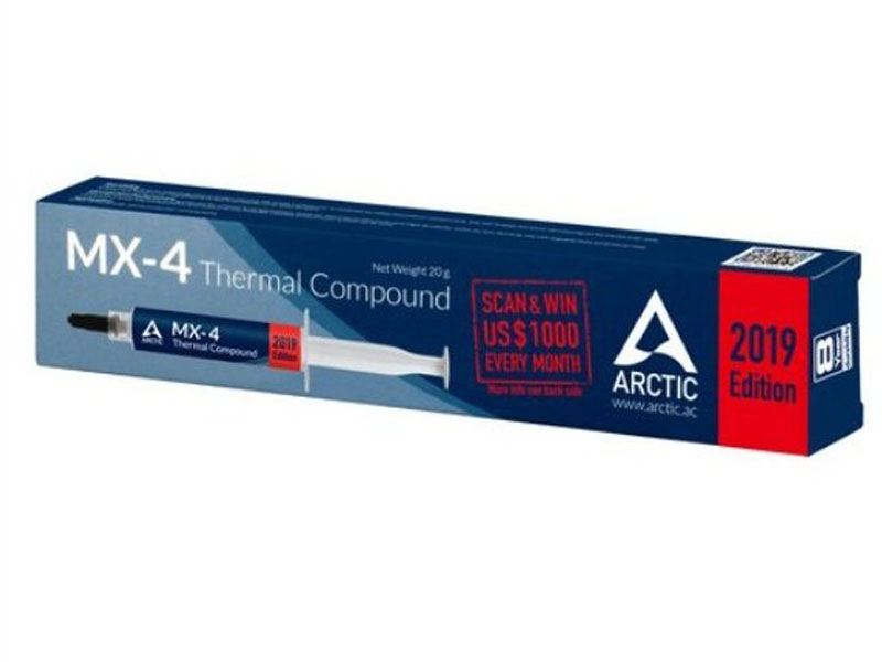 Термопаста Arctic MX-4 Thermal Compound 45g ACTCP00024A