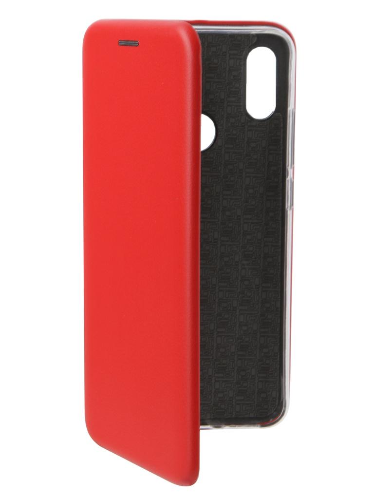 Аксессуар Чехол Neypo для Xiaomi Redmi Note 7 Premium Red NSB11370 аксессуар чехол для xiaomi redmi 5 plus neypo soft touch с перфорацией red st4571
