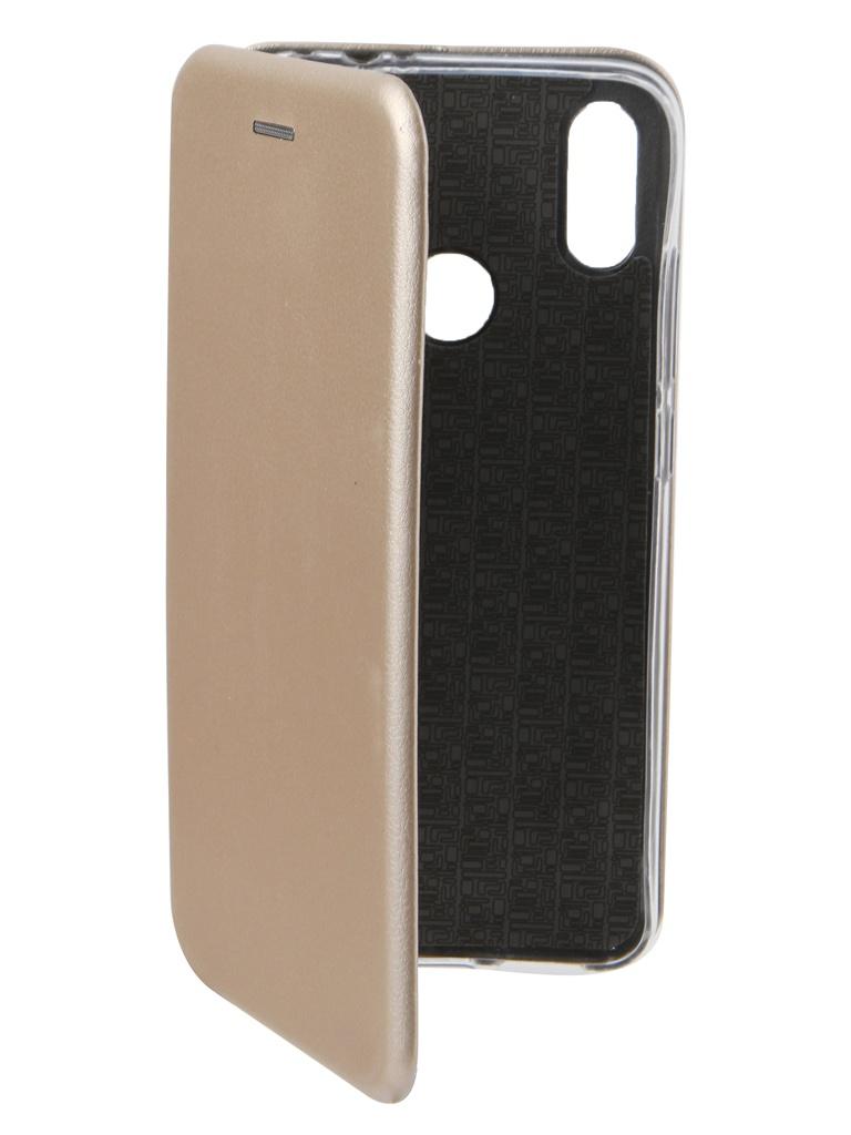 Аксессуар Чехол Neypo для Xiaomi Redmi Note 7 Premium Gold NSB11368