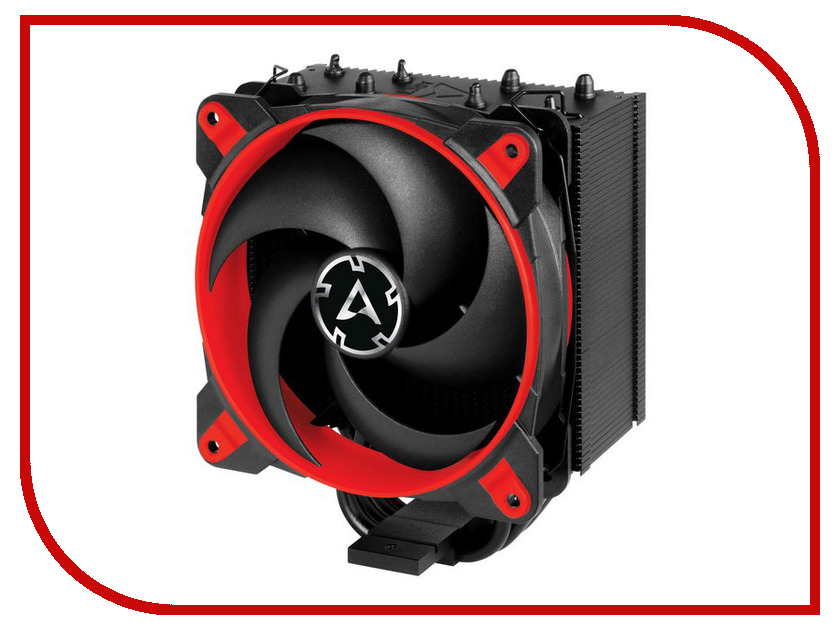 Кулер Arctic Freezer 34 eSports Red ACFRE00056A (Intel LGA 1150-56/2066/2011-v3/AMD AM4) cooler for cpu arctic cooling freezer 33 tr white acfre00039a 2066 2011v3 am4