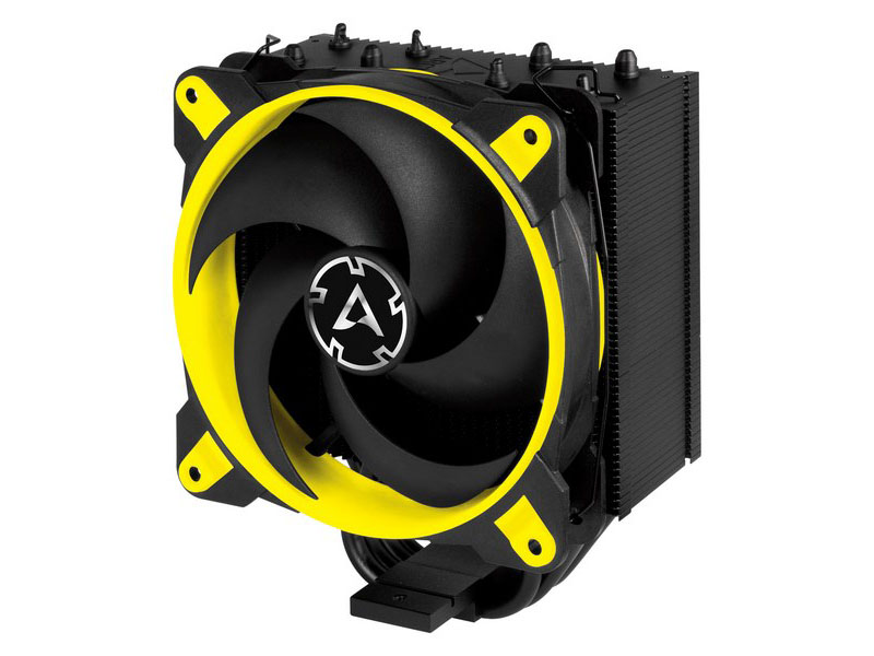 Кулер Arctic Freezer 34 eSports Yellow ACFRE00058A (Intel LGA 1150-56/2066/2011-v3/AMD AM4)