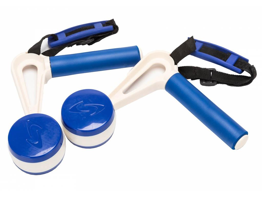 Гантели Bradex 2x680g Blue-White SF 0292 цена и фото