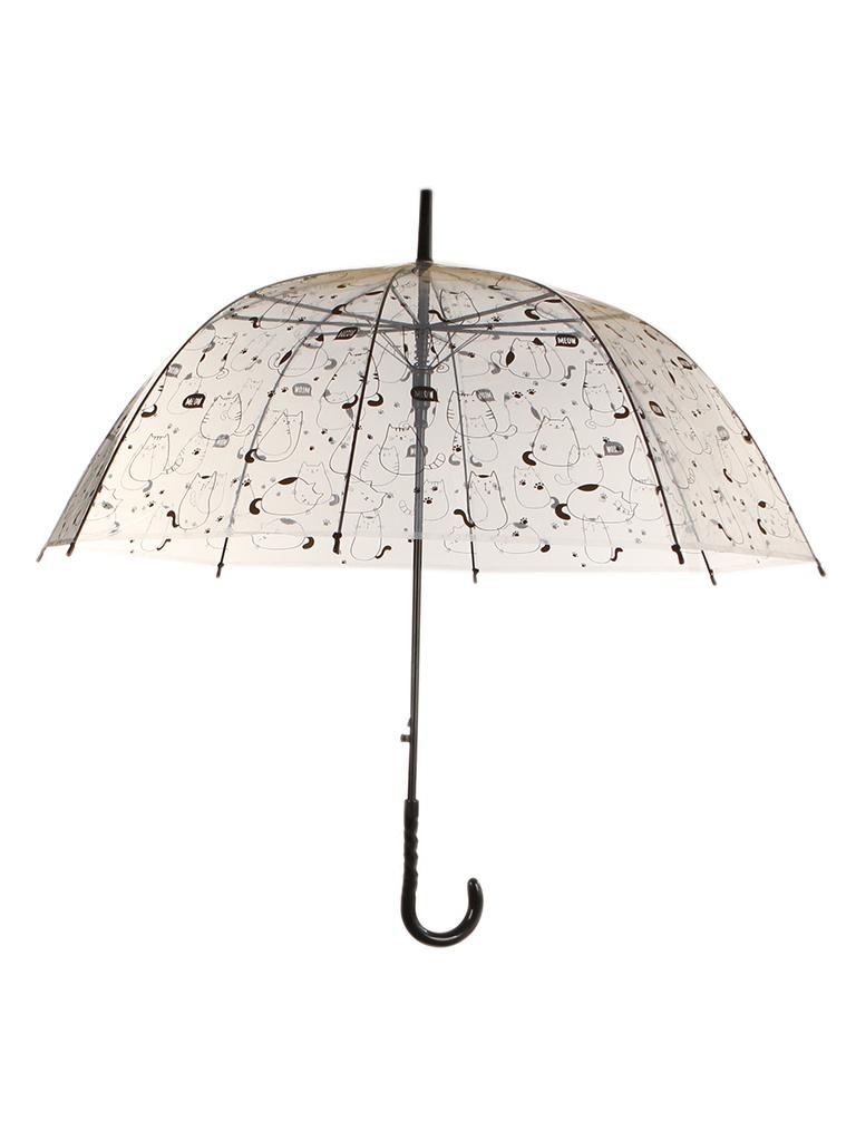 Зонт Bradex Коты Transparent SU 0137