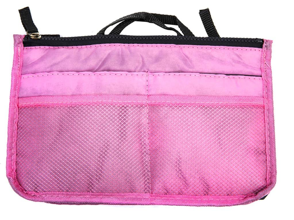 Аксессуар Органайзер Bradex Сумка в сумке Pink TD 0505 цена