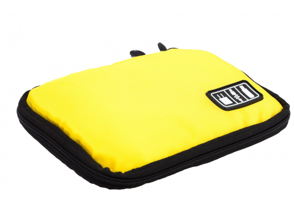 Аксессуар Органайзер Bradex Yellow TD 0494 аксессуар органайзер bradex сумка в сумке grey td 0339