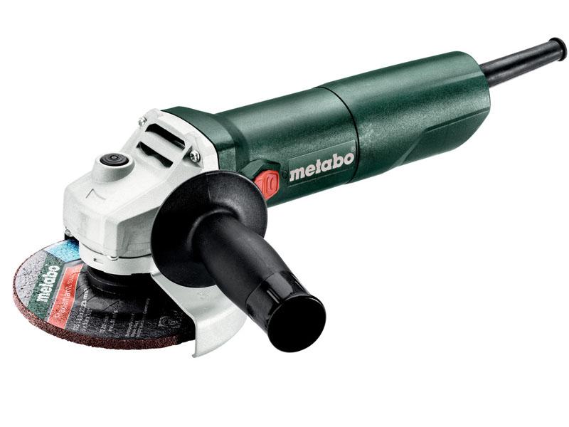 Шлифовальная машина Metabo W650-125603602010