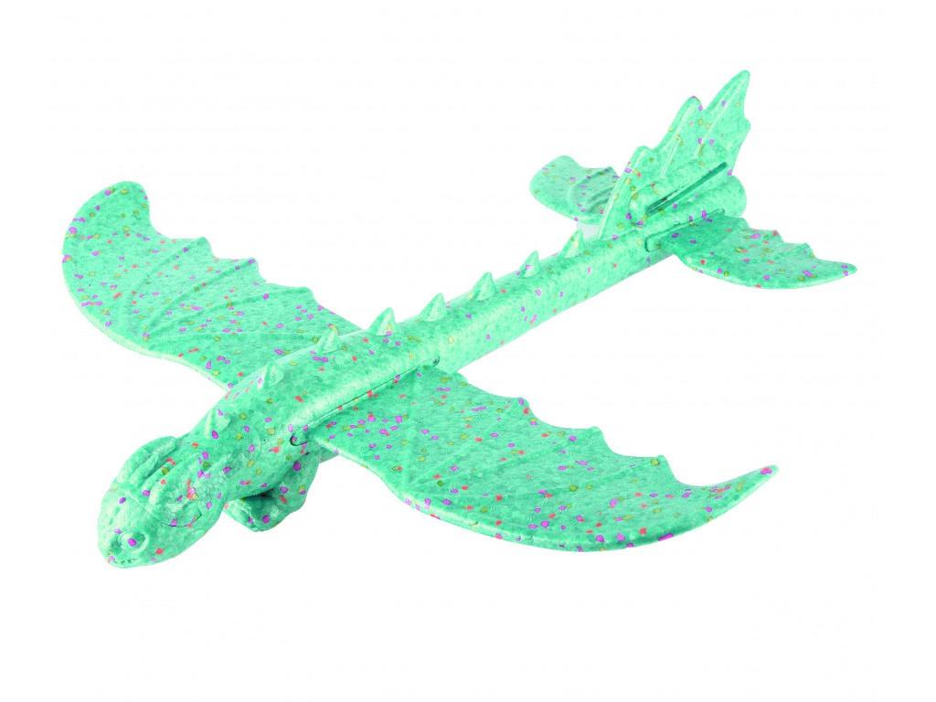 Самолет Bradex Планер Дракон Green DE 0443