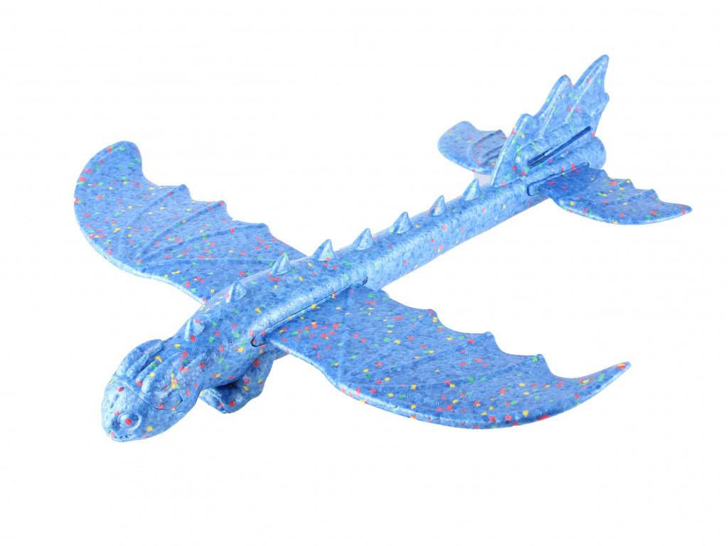 Самолет Bradex Планер Дракон Blue DE 0445