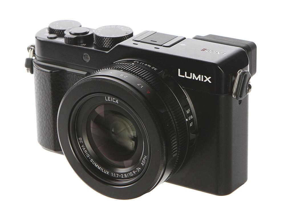 Фотоаппарат Panasonic Lumix LX100 II